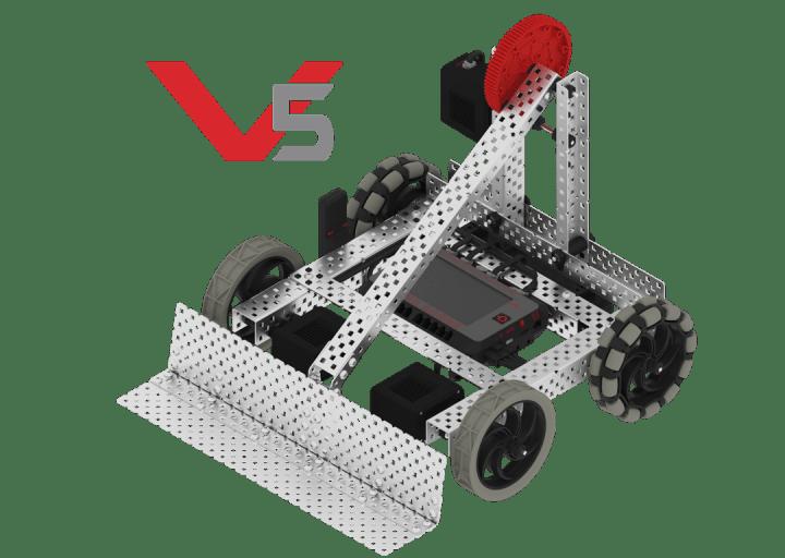 Weekly Tips #7 – VEX V5 Smart Motor 大揭密